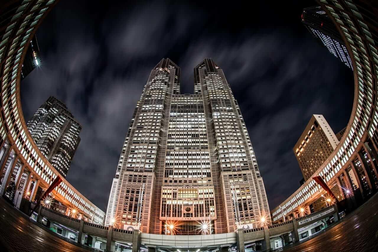 東京都庁の画像