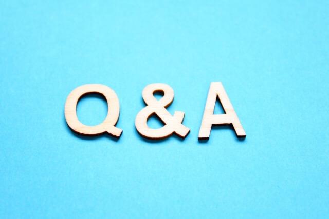 Q&A キャプチャ