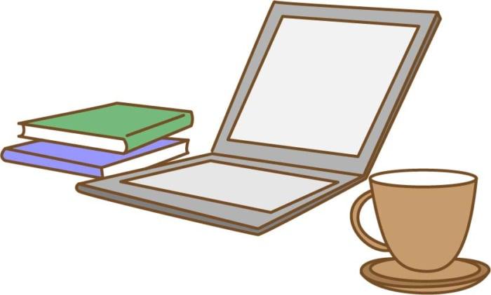 パソコン image